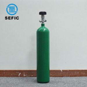 Высокая производительность 150 бар давления цилиндра водорода