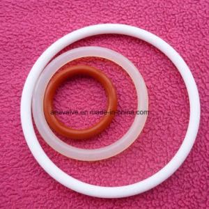 De aangepaste Cryogene Corrosiebestendige O-ring van de Verbinding Fluorosilicone van het Silicium EPDM van Ffkm NBR Viton NBR Rubber Hydraulische