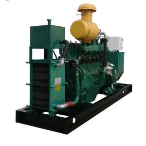 China Fornecedor 120kw Weichai conjunto gerador de biogás