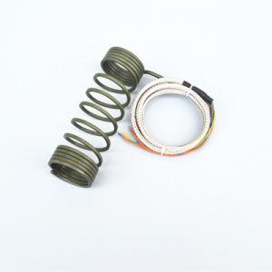 La bobina de canal caliente calefacción con trenzado de acero inoxidable Leadwire