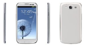Android 4.0 OS Smartphone mit '' kapazitivem Touch Screen des Zoll-5.2