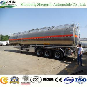 半4つの車軸化学燃料タンクのトレーラーの石油タンカー