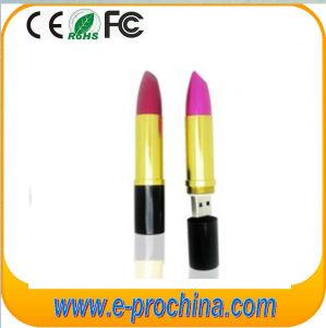 Рекламные Сувениры USB Memory Stick™ губная помада форму флэш-накопитель USB (ET620)