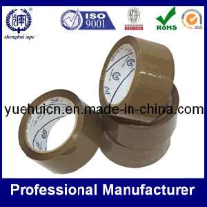 高い付着のブラウンのパッキングテープ