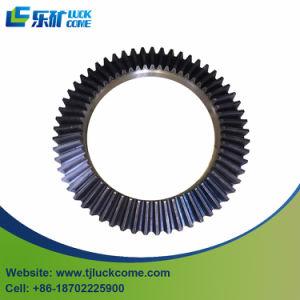 Trituradora Gear-Cone cónico espiral-HP500-trituradora de cono
