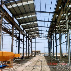 Estructura de acero prefabricados Wind-Resisting arrojar los edificios con buena calidad