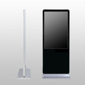 42 basamento del pavimento di pollice HD Media Player che fa pubblicità al giocatore dell'annuncio di visualizzazione dell'affissione a cristalli liquidi del contrassegno di Digitahi