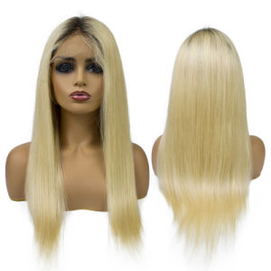 Brazilian 613 blonde cheveux humains Full Lace Wig