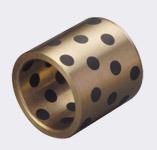 Lubricante sólido casquillos incrustado con grafito (RCB-650)