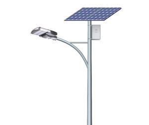 30W LEDの照明のための5mポーランド人の太陽街灯