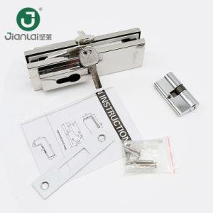 유리제 문 구석 패치 자물쇠를 위한 패치 이음쇠를 잠그십시오