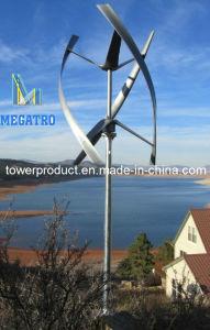De Verticale Wind van Megatro turbine-5kw (Mg-V5KW)