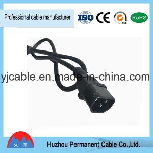 Cable de alimentación de CA Cable monitor PC Pin 3 Cable de alimentación de alta calidad y bajo precio