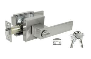 (YS001) Aleación de zinc el cuarto de baño Wc de bloqueo de puerta