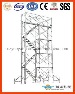 H Frame Scaffolding System para Multi-Use