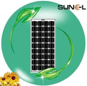 85wモノクリスタル太陽モジュール/太陽電池パネル(SNM-M85 (36))