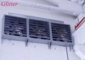 GLITTER Ventilador utilizado en la planta