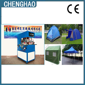 Ampliamente utilizado carpas inflables de alta frecuencia que hace la máquina de plástico de alta frecuencia/máquina de soldadura