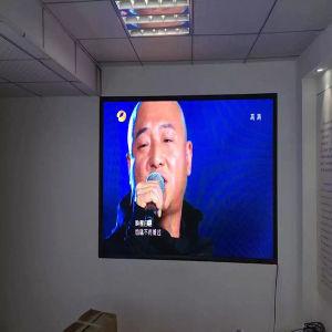 P2.5 a conduit à l'intérieur mur vidéo HD plein écran LED de couleur