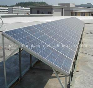 2kw sistema fotovoltaico conectado a la red