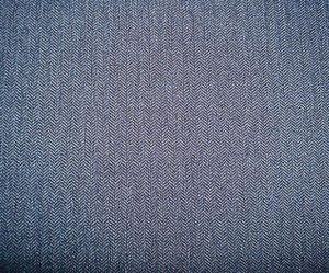 100% nylon /viscosa/ Spandex Espina de Pez Twill tejidos teñidos