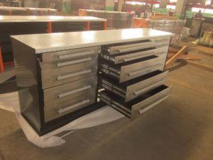 Metalen Opbergkasten Garage : De kast van het hulpmiddel van het staal van het metaal van het