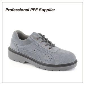 El Verano de cuero auténtico transpirable de hombre zapatos de trabajo