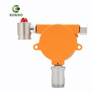 セリウムのアラーム(CH2O)が付いている公認のオンラインホルムアルデヒドのガス探知器