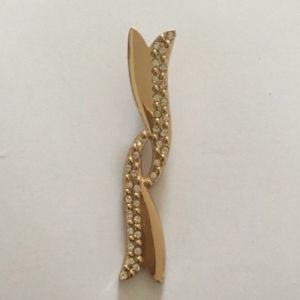Lady Chaussures Accessoires de décoration personnalisés boucle en métal
