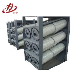 Colección de gases de soldadura de alta eficiencia de la casa filtro de cartucho