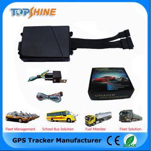 Multi Geofence over GPS van het Alarm van de Snelheid Drijver met Vrij Platform