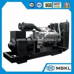 675kVA/540kw generador diesel refrigerado por agua con motor Mitsubishi de Japón Multi-Cylinder S6r2-PTA