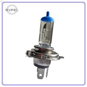 12V ó 24V H4 de vidrio Schott faro halógeno/Auto Foco
