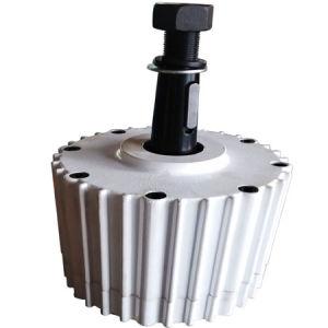 generador de imán permanente inferior de la C.C. de la revolución por minuto de 2kw 48V