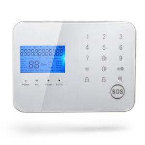 APP 운영 기능을%s 가진 가정 무선 침입자 안전 강도 GSM 경보망