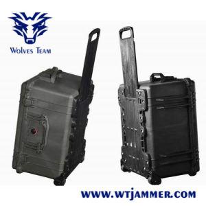 De Alta Potencia portátil 20-2500MHz de frecuencia completa de la señal inalámbrica Jammer Teléfono móvil