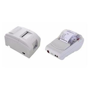 POS Bill Corte Automático do molde da Shell para o restaurante da Impressora