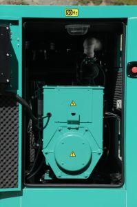 58kw Cummins 4BTA3.9-G11の極度の無声ディーゼル発電機