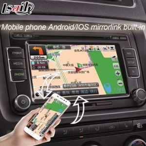 Android Mirrorlink 6.0 Interface caixa de navegação GPS de carro para a VW Skoda