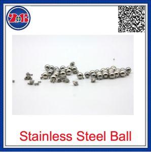 3.969мм АИСИ304 шариковый подшипник из нержавеющей стали стальной шарик