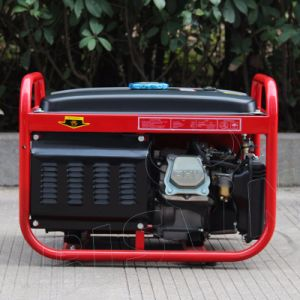 Зубров (Китай) BS3500t (Е) Медный провод 2.8kw популярных бензиновый генератор