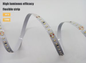 Indicatore luminoso di striscia bianco di v SMD3014 24 12V LED della natura Non-Impermeabile del &RoHS del Ce