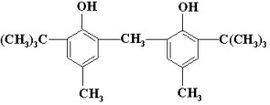 ゴムのための非常に能率的な無公害の酸化防止剤2246