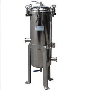 Les carters de filtre en acier inoxydable sac pour le traitement Le traitement de l'eau liquide /