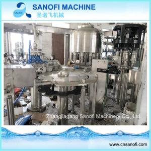Automatische trinkende Getränkeflaschen-Wasser-füllende Zeile (CGF24-24-8)