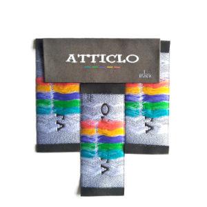 Profesión Fancy tejidas etiquetas personalizadas de coser