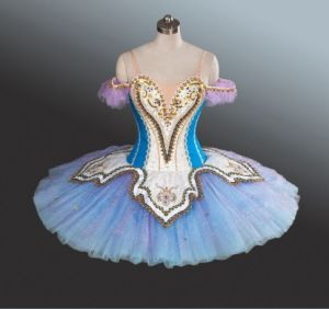 Vestido de criada de danza Ballet Ballet Tutu disfraz
