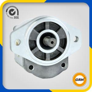 Chinesische Pumpen-Roheisen-Gang-Hydrauliköl-Pumpe für Aufbau