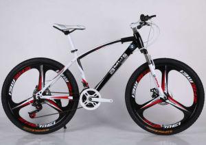 26-дюймовый стальной рамы горного велосипеда с 21 СКОРОСТИ MTB велосипед