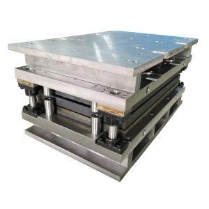 Personalizar la precisión de corte de metal perforado la formación de moho